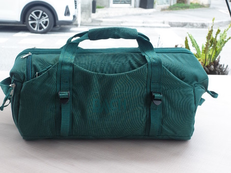 BACH(バッハ) / Dr.Duffel Bag 30L(ドクターダッフルバック)
