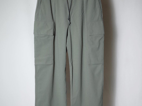 CURLY&Co.(カーリー)PROSPECT CARGO TROUSERS