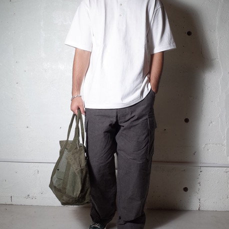 A VONTADE(アボンタージ) 40's French Army Trousers