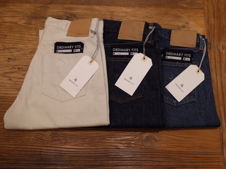 ORDINARY FITS(オーディナリーフィッツ )定番5PKT ANKLE DENIM