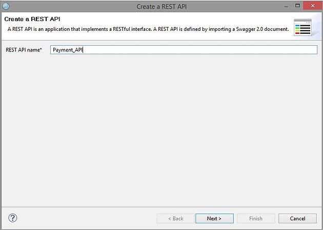 Build REST APIs using Swagger and IBM Integration Bus – IIB v10