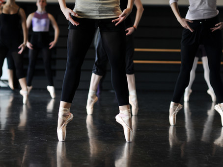 Just appointed: official composer for the Professional School of Dance