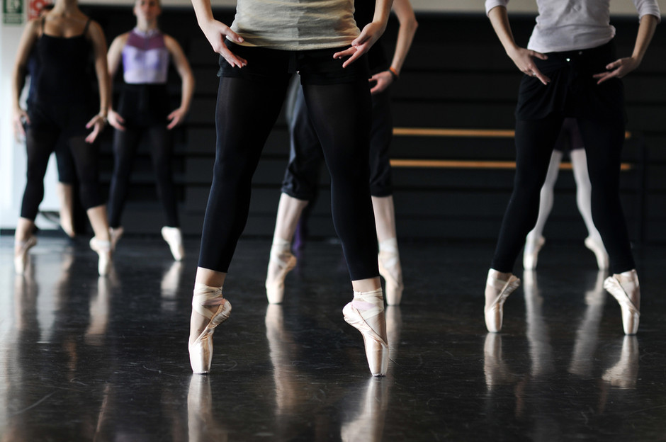 Just appointed: official composer for Melvin Mailey's School of Dance