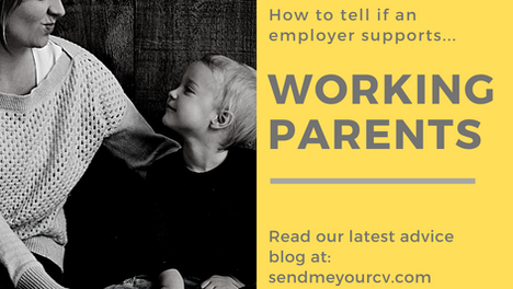 How to Tell if an Employer Supports Working Parents