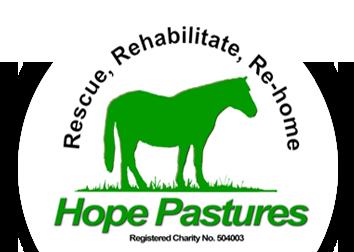 We're proud to sponsor Hope Pastures