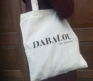 DABALO-Baumwolltragetasche