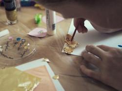 Kreativ-Werkstatt für Kinder DABALOU