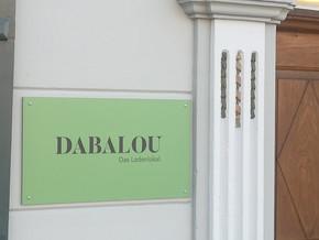 DABALOU - Das Ladenlokal.