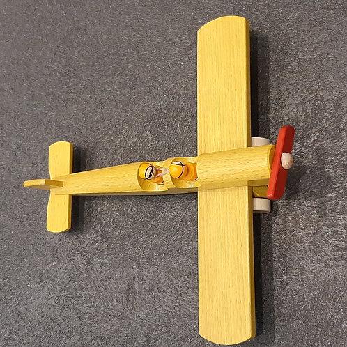 Flugzeug aus Holz