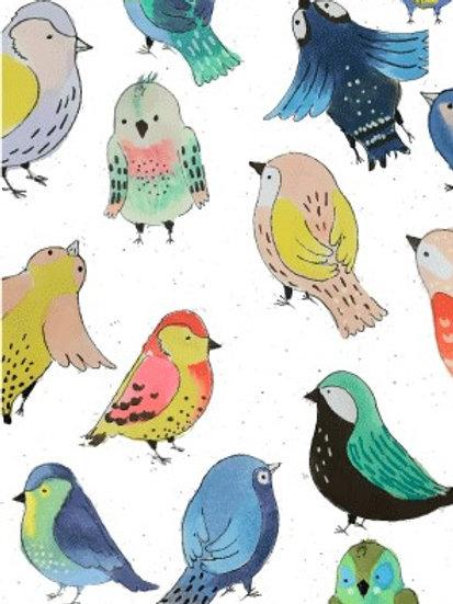 POSTKARTE Birdy