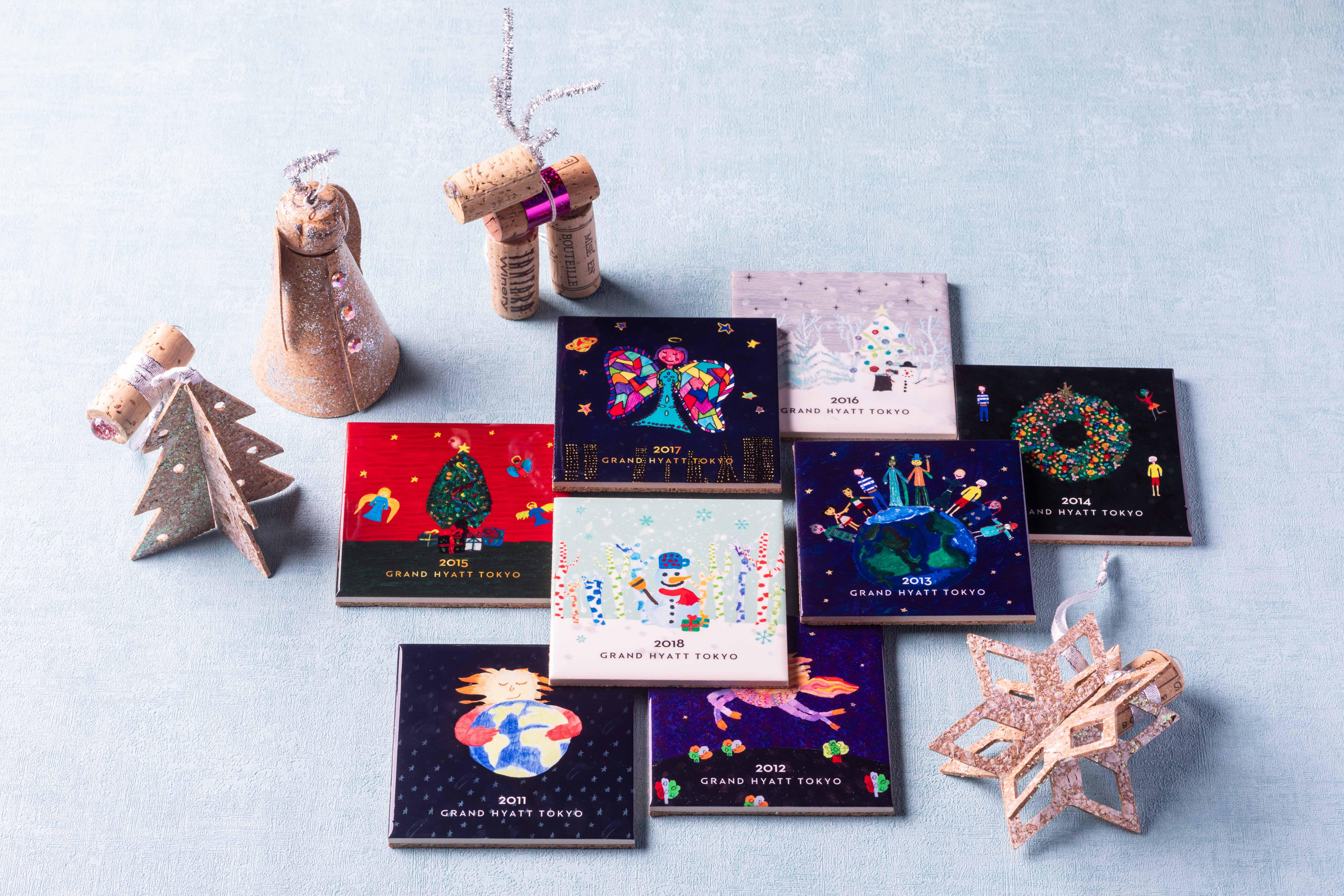 グランドハイアット東京クリスマス