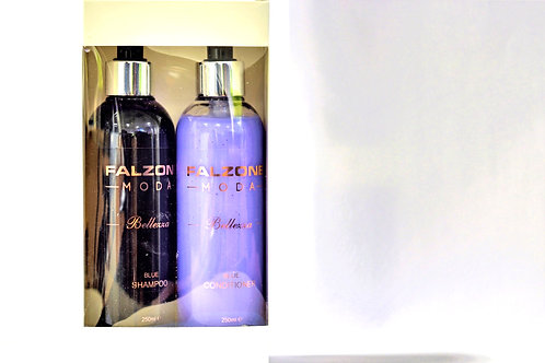 Blue Shampoo & Conditioner- 250ml