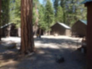 Sierra Bible Camp Cabins