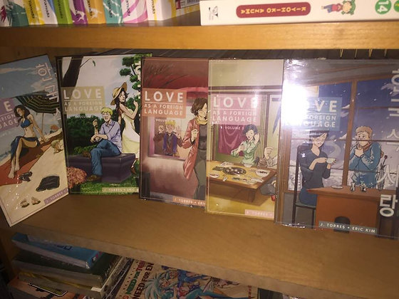 Love As A Foreign Language Omnibus Volume 2 ,3,4,5,6 Paperback – May 1, 2007