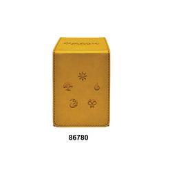 ULTRA PRO: MAGIC THE GATHERINGFLIP BOX - GOLD