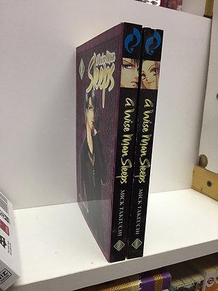 A Wise Man Sleeps Vol. 1,2 (Manga)Paperback – July 1, 2008  byMick Takeuchi