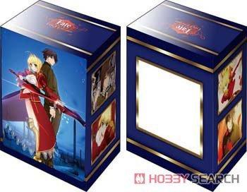 Bushiroad Deck Holder Collection V2 Vol.554 Fate/Extra Last Encore [Saber & Haku
