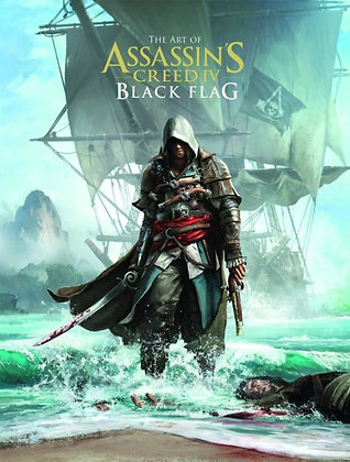 The Art of Assassin's Creed IV: Black Flag Hardcover – October 29, 2013 by Paul