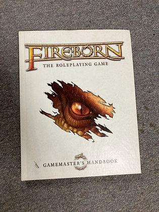 Fireborn: Gamemaster's HandbookHardcover – December 7, 2004  byFantasy Flight