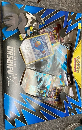 Pokemon Battle Styles Rapid Strike Urshifu V-Box