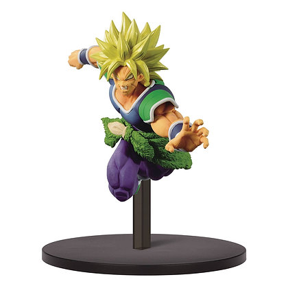 DRAGON BALL SUPER MATCH MAKERS SUPER SAIYAN BROLY FIGURE  BANPRESTO
