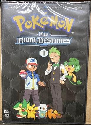Pokémon: Black & White Rival Destinies Set 1 (DVD)