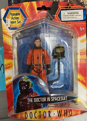 Doctor Who The Doctor In Spacesuit Figure