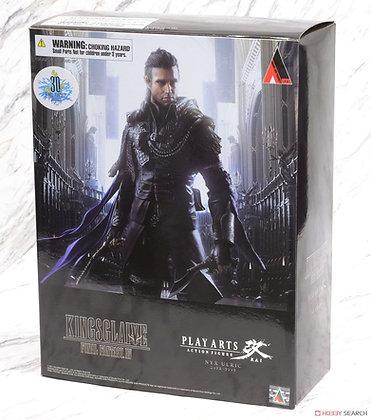 Kingsglaive Final Fantasy XV Play Arts Kai Nyx Ulric (PVC Figure)