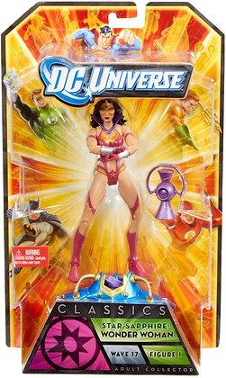 DC Universe Classics Wonder Woman Violet Lantern Collectible Figure