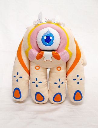 """Bubuki Buranki"" Migite-chan Plush 4961524890927"