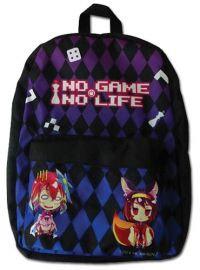 Backpack: No Game No Life - Steph & Izuna