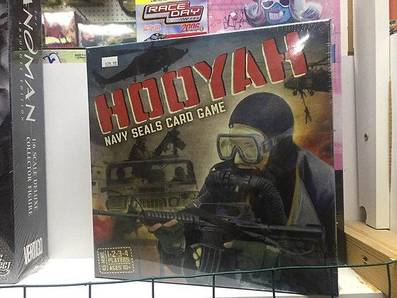 Hooyah: Navy Seals Card Game  byUS Games