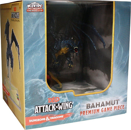 D&D Dungeons Dragons Attack Wing Premium Miniature Game Piece Bahamut