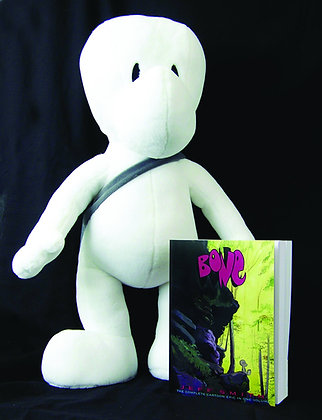 LIFE SIZED FONE BONE PLUSH TOY plush only