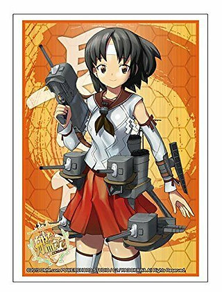 Bushiroad Sleeve Collection HG Vol.881 Kantai Collection [Nagara] (Card Sleeve)