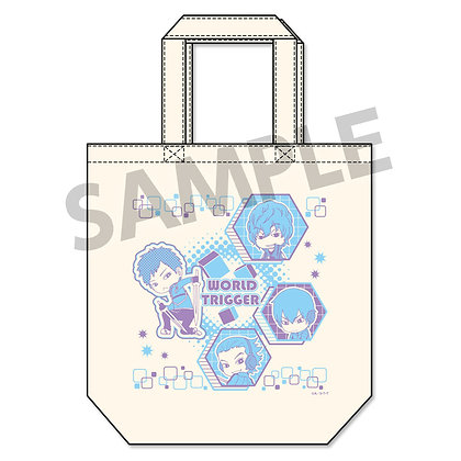 """""""World Trigger"""" Tote Bag Vol. 2  by Hobby Stock"""
