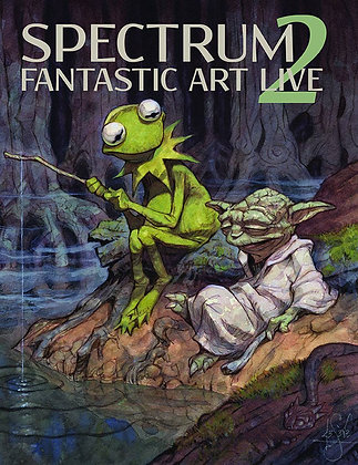 SPECTRUM FANTASTIC ART LIVE HC VOL 02