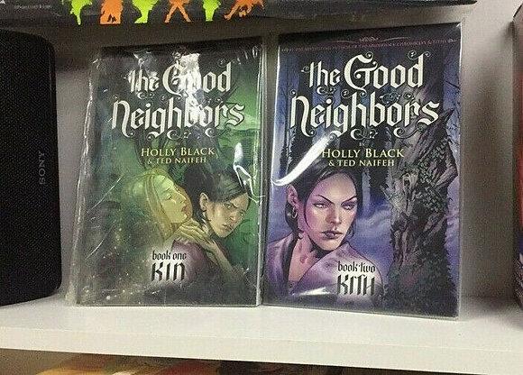 The Good Neighbors Vol 1,2  Paperback – October 1, 2009  byHolly Black