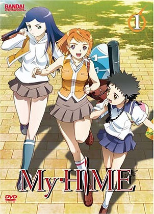 My-Hime, Volume 1 (Episodes 1-4)