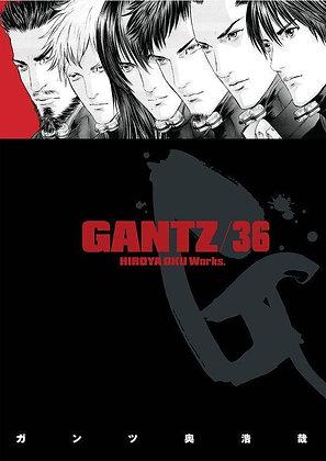 Gantz VOL. 4,8,9,10,11,12,13,15,17,18,19,22,23,24,25,28,29,30,32 -37  Manga