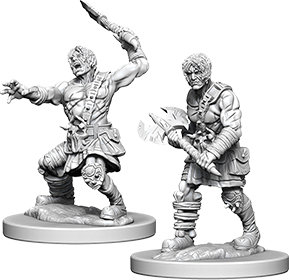 Dungeons & Dragons Nolzur`s Marvelous Unpainted Miniatures: Nameless One WIZKIDS