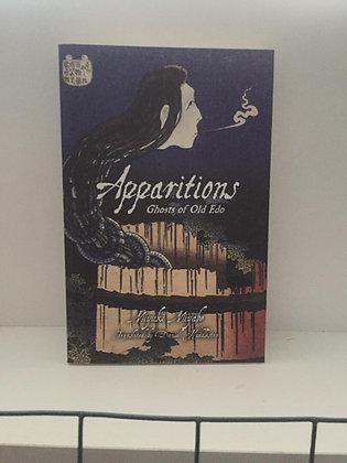 Apparitions: Ghosts of Old Edo Paperback – November 19, 2013 by Miyuki Miyabe  (
