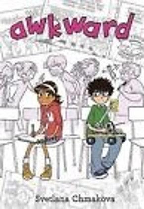 Awkward (Berrybrook Middle School (1)) Paperback – July 28, 2015 by Svetlana Chm