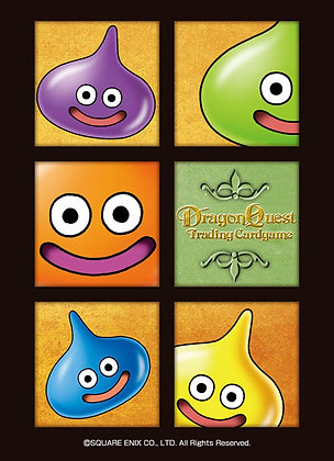 """Dragon Quest"" Trading Card Game Official Card Sleeve TYPE006"