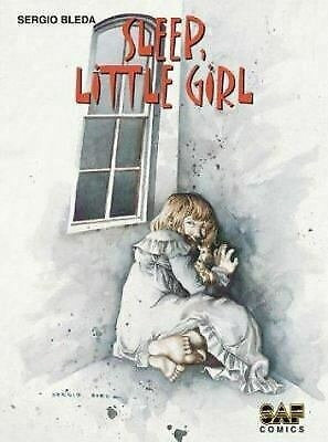 SLEEP LITTLE GIRL GN SAF COMICS by Sergio Bleda