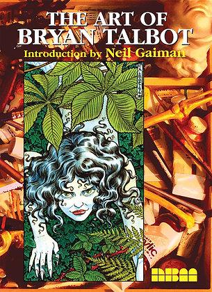 Art of Bryan Talbot Paperback – December 1, 2007 by Bryan Talbot  (Author, Illus