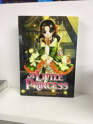 A LITTLE PRINCESS ILLUS SC (Manga) SEVEN SEAS ENTERTAINMENT LLC (W) Frances H