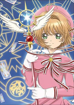 """""""Cardcaptor Sakura: Clear Card Arc"""" Clear File Sakura  Movic"""