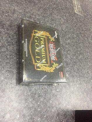 YuGiOh Yu-Gi-Oh Premium Gold Box Sealed