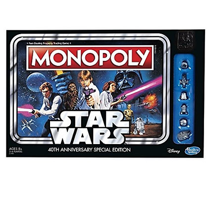 Star Wars 40th Anniversary Special Edition